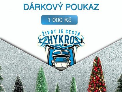 darkovy poukaz 1000a