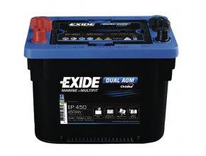 Autobaterie EXIDE DUAL MAXXIMA 900 DC