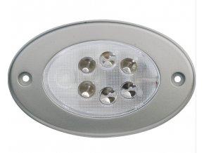 LED OSVĚTLENÍ VESTAVNÉ 12V,6LED (320/826)