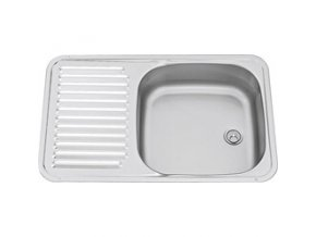 DŘEZ Sink 936 S ODKAPÁVACÍ PLOCHOU (41 406)