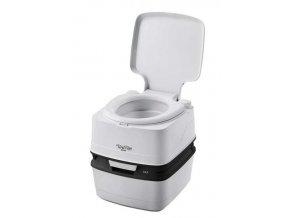 Přenosné WC Thetford Porta Potti Qube 165 šedá (301/505)