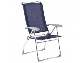Dukdalf Aspen kempová židle modrá