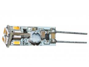 12LED SMD ŽÁROVKA 10 - 30 V, 0,5 W, G4 (322/063)