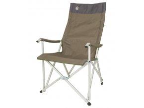 Coleman Sling skládací kempová židle zelená