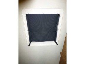 Vnitřní izolace střešního okna 400x400mm