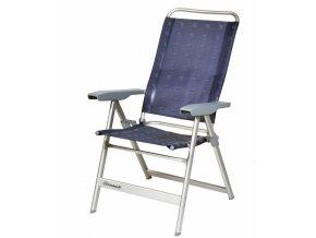 Dukdalf Dynamic Standard kempová židle modrá