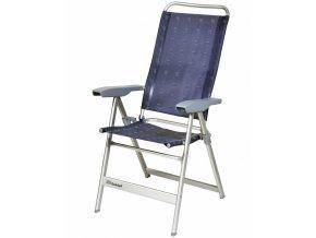Dukdalf Dolce kempová židle modrá