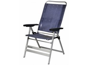 Dukdalf Grande kempová židle modrá