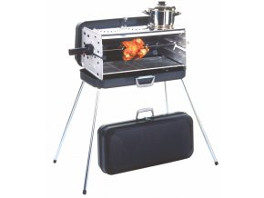 Dometic Barbeque Classic 1 plynový gril 30 mbar