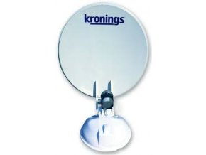 Automatická satelitní anténa Kronings