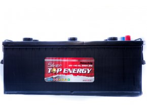Autobaterie Silver TOP ENERGY 110 Ah