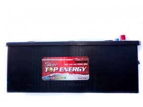 Autobaterie Silver TOP ENERGY 143 Ah