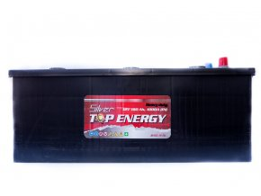 Autobaterie Silver TOP ENERGY 220 Ah