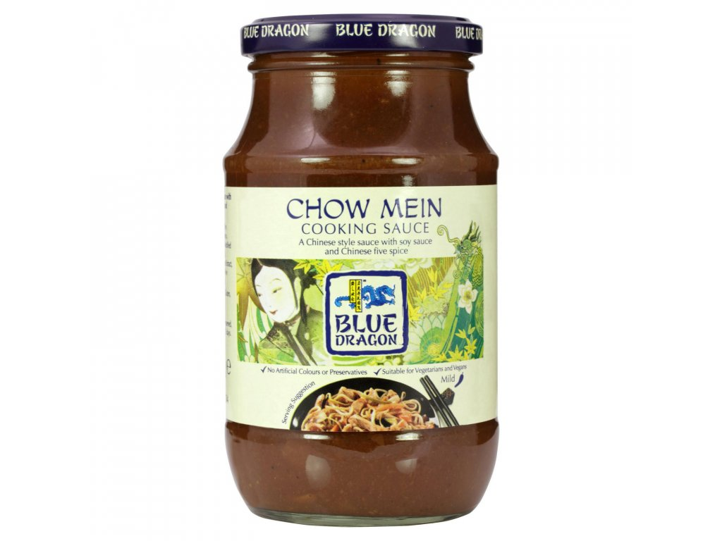 blue dragon chow mein cooking sauce 425g 54050 T1