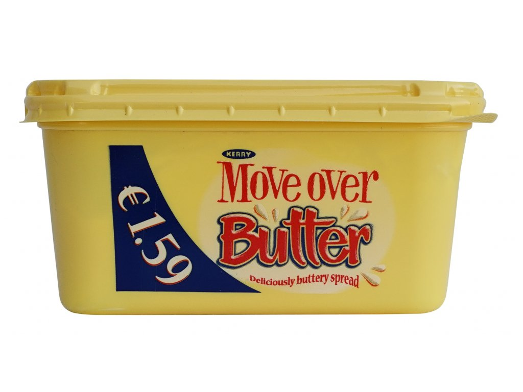 Move over butter