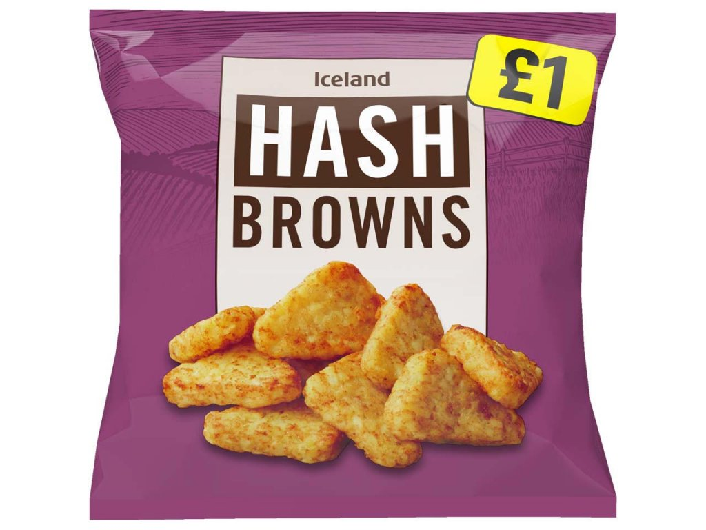 iceland hash browns 800g 54973