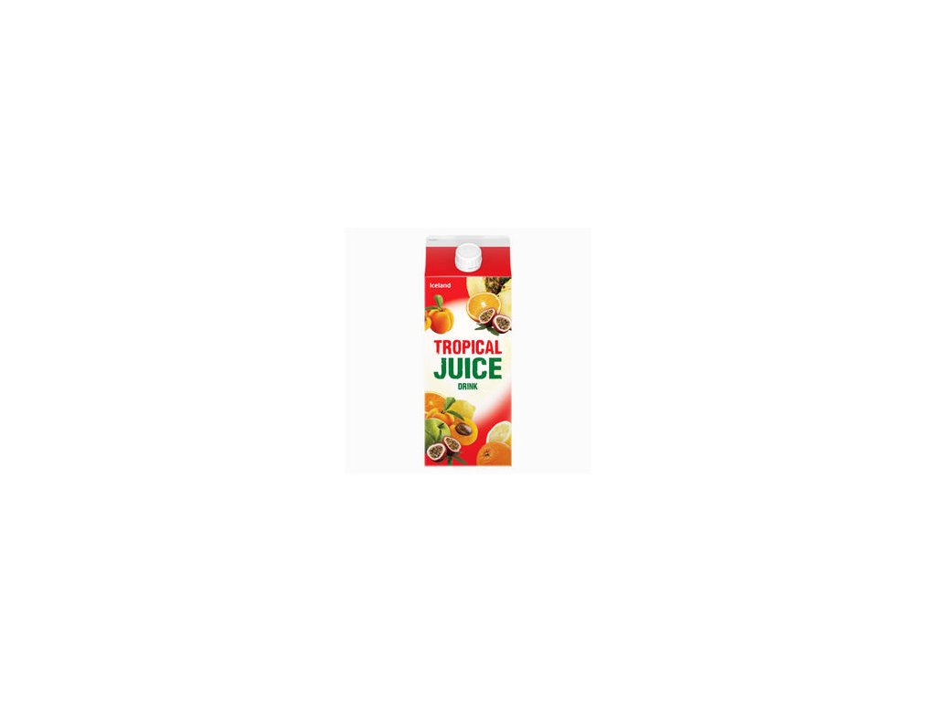 iceland tropical juice drink 2litres 46960