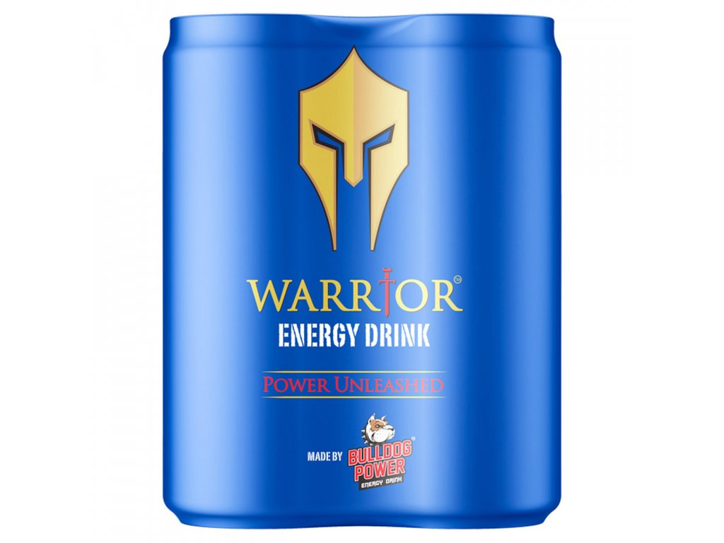 1535 warrior 4x250ml energy drink
