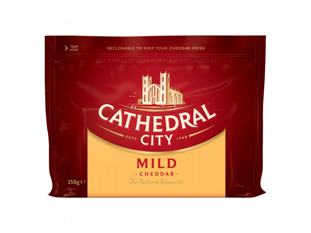 cathedral city mild cheese 350g 73165 T1