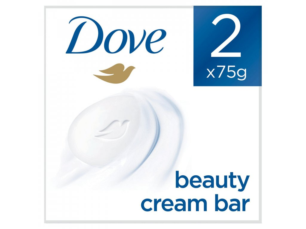 Dove 2pk Soap Bar 52792