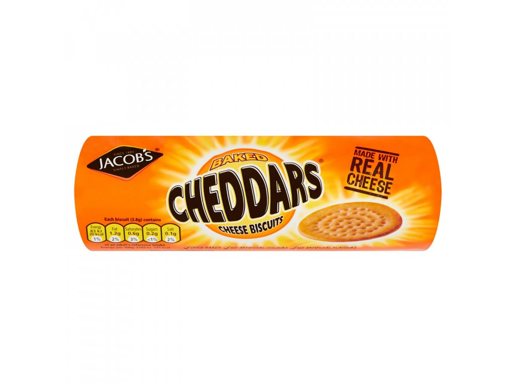Jacobs 150g Cheddars 80462