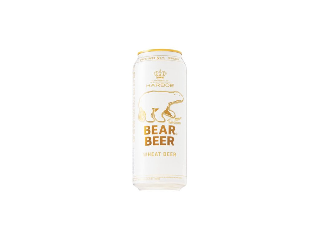 Bear Beer Wheat 5procent 510x510