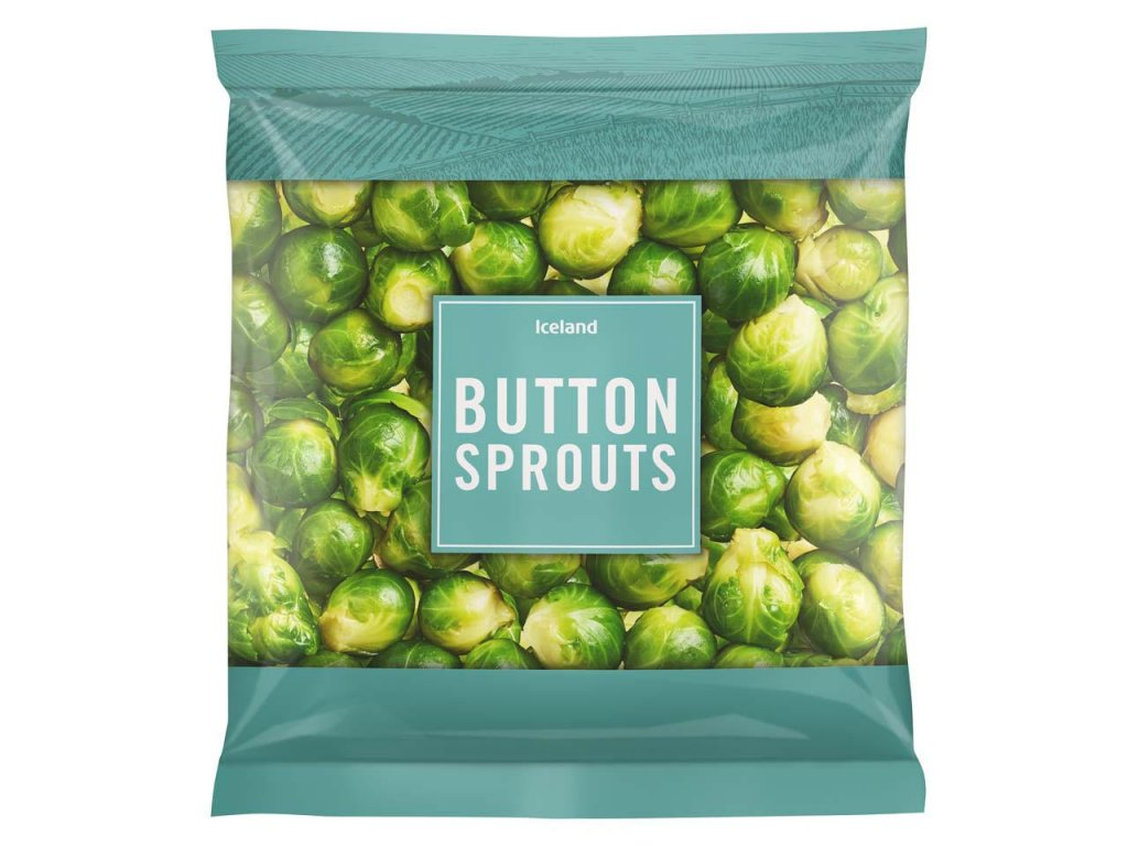 iceland button sprouts 900g 53310