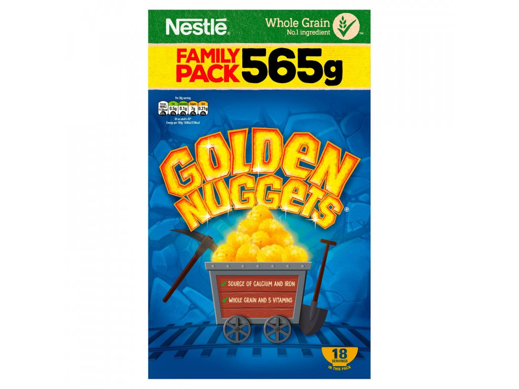 golden nuggets 565g 48842 T1