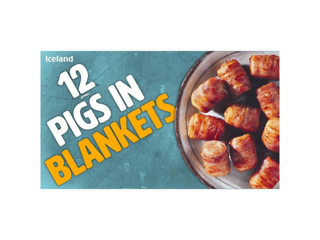 iceland 12 approx pigs in blankets 252g 56741