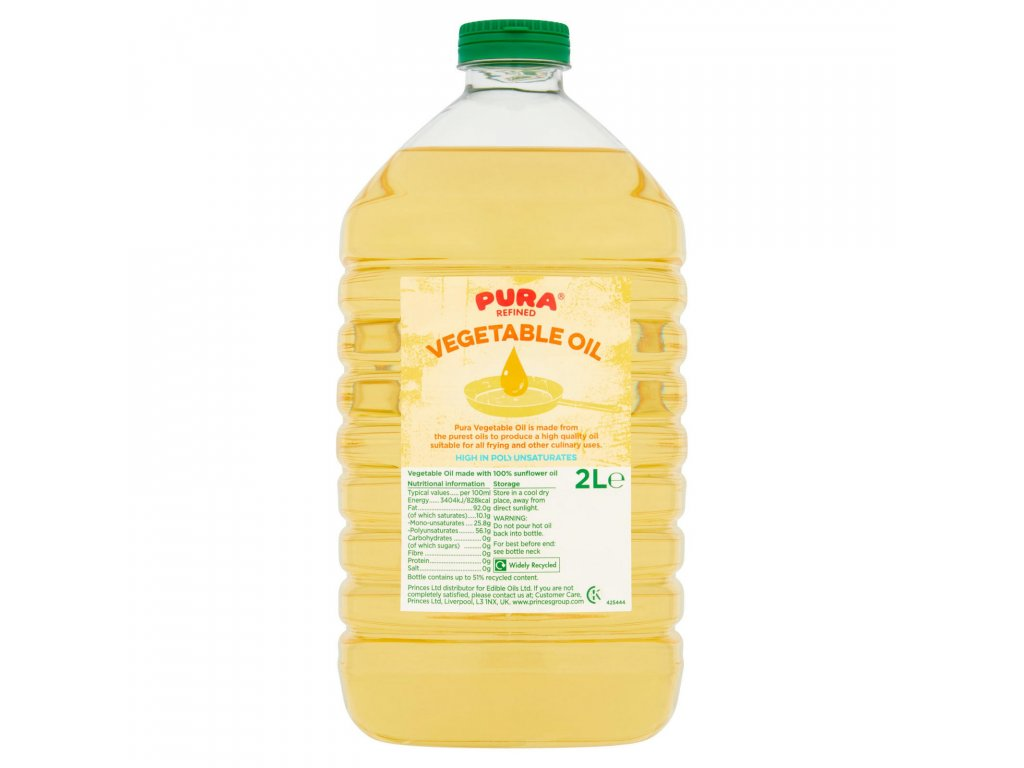 pura vegetable oil 2l 79098 T1