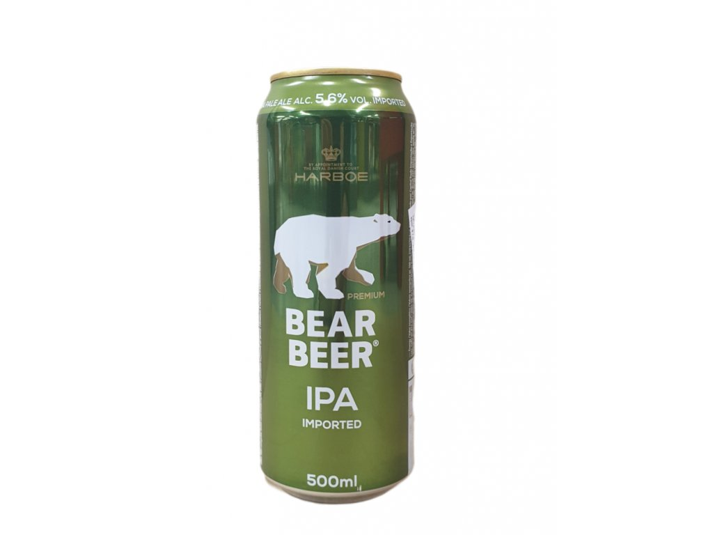 8294 bear beer ipa 0 5l