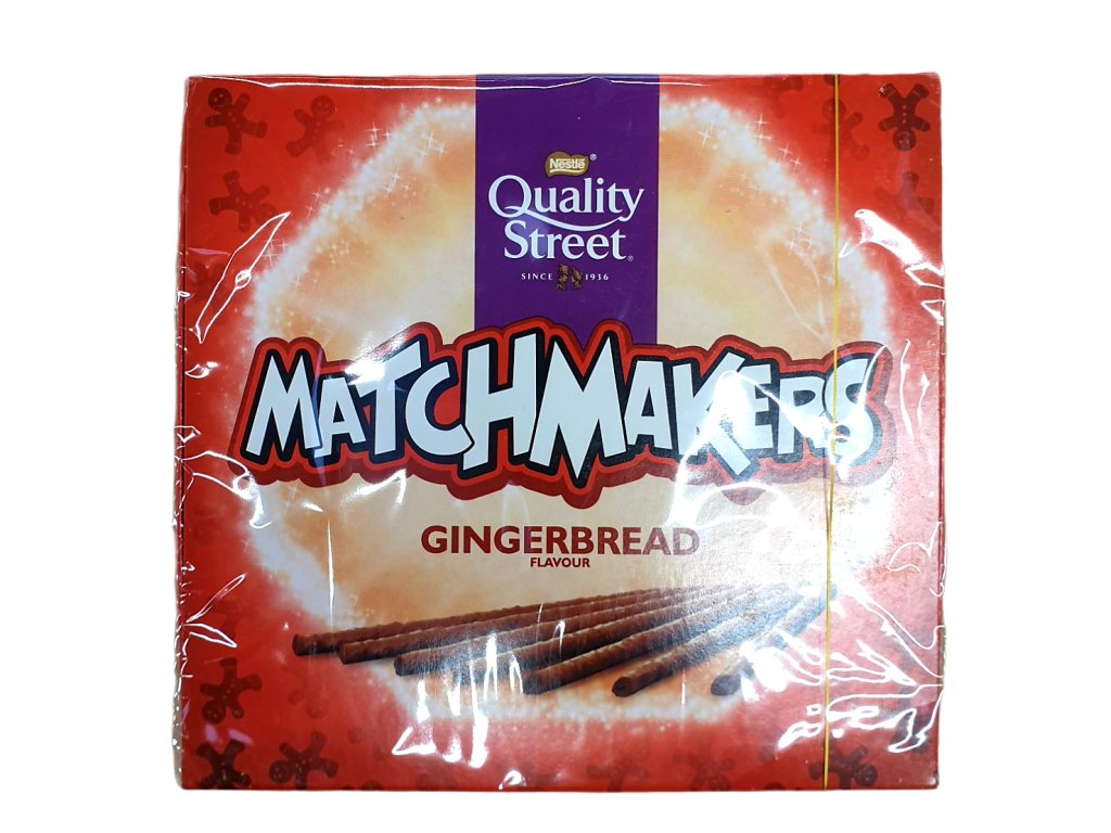 8462 matchmakers gingerbread tycinky 120g