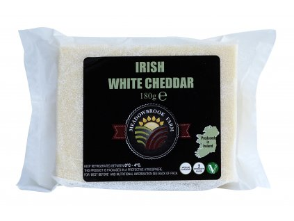 Irish white cheddar