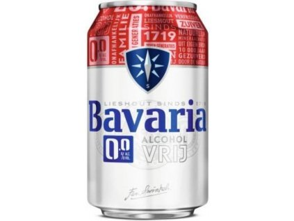 bavaria 0 bier can