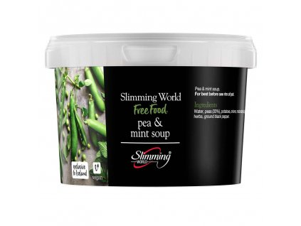 slimming world pea mint soup 500g 60691