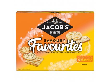 jacobs savoury favourites crackers assortment 200g 74447 T1