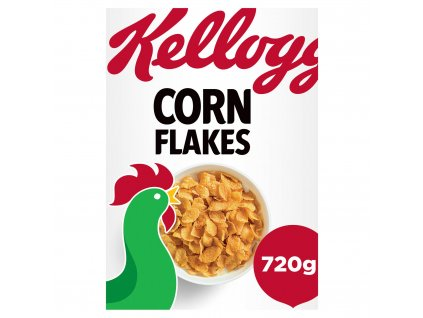 kelloggs corn flakes cereal 720g 66053 T1