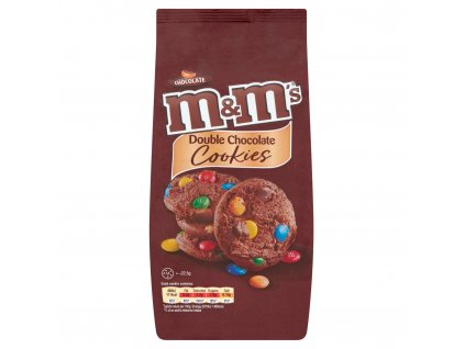 Mms 180g Double Chocolat Cookies 71707