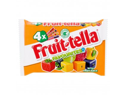 fruittella favourites multipack 4 x 41g 33278 T5