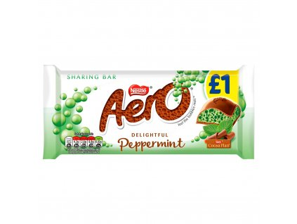 aero peppermint mint chocolate sharing bar 90g pmp 1 56852 T1