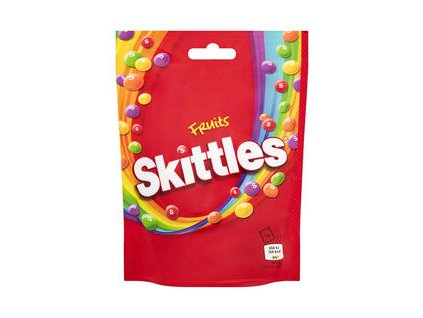 skittles fruits sweets pouch bag 152g 56126 T5