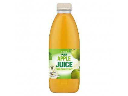 iceland pure apple juice from concentrate 2l 50884