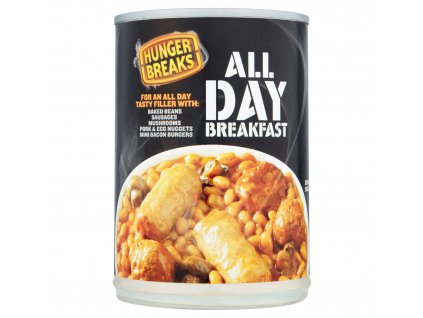 hunger breaks all day breakfast 395g 56043 T1