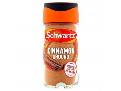 schwartz ground cinnamon 39g jar 62685 T1
