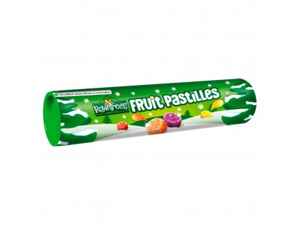 rowntrees fruit pastilles sweets giant tube 125g 21808 T1