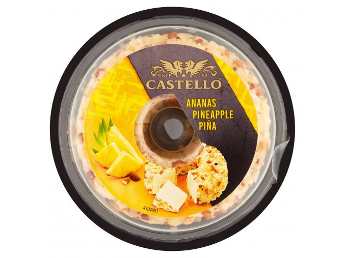 Castello 125g Pineapple Soft Cheese 69968