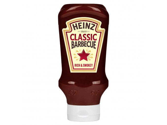 heinz classic barbecue sauce 665g 76583 T1
