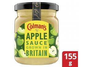 colmans bramley apple sauce 155ml 69359 T162