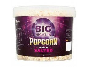 the big night in popcorn sweet n salted 250g 70144 T1