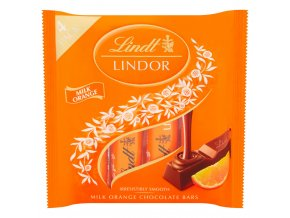 Lindt 4pk Milk Orange Lindor 77536 1